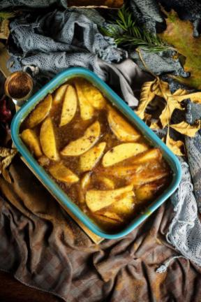 Romanian quince stew on Cooking Romania by Vivi