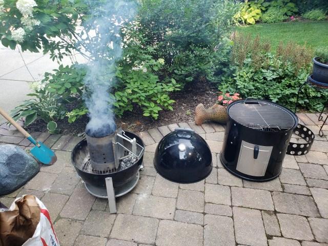 Smoker equipment