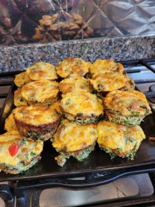 Lots of Egg Muffins