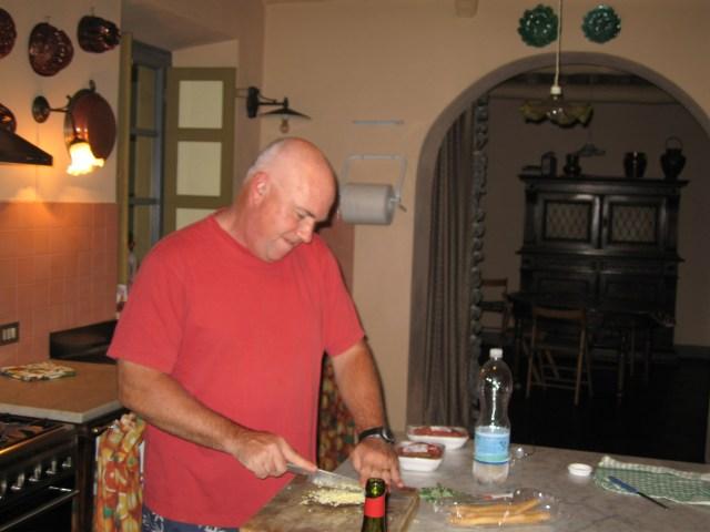 Men & Cooking