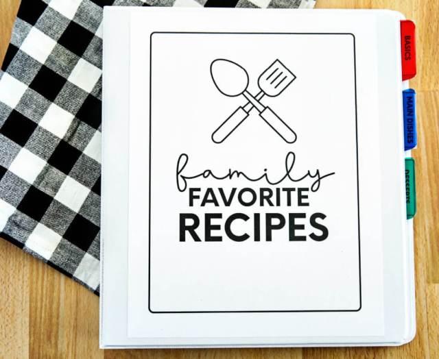 Familiy Recipes