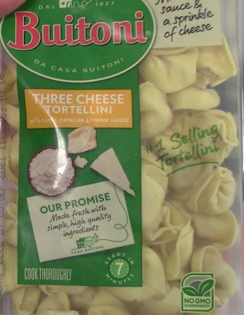 Tortellini package