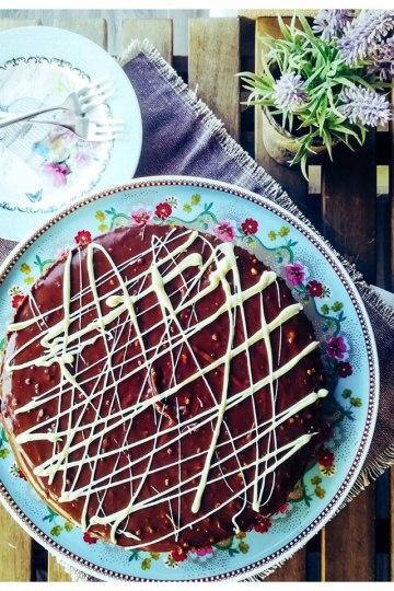cheesecake μερεντα