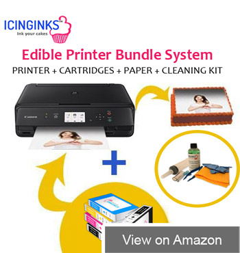 Icinginks Latest Edible Printer Bundle System Review