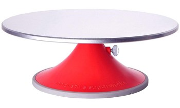 Innovative Sugarworks Artists Cake Turntable Rotating Cake Stand Review
