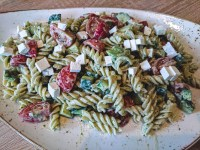 Green Goddess Pasta Salad Rotini