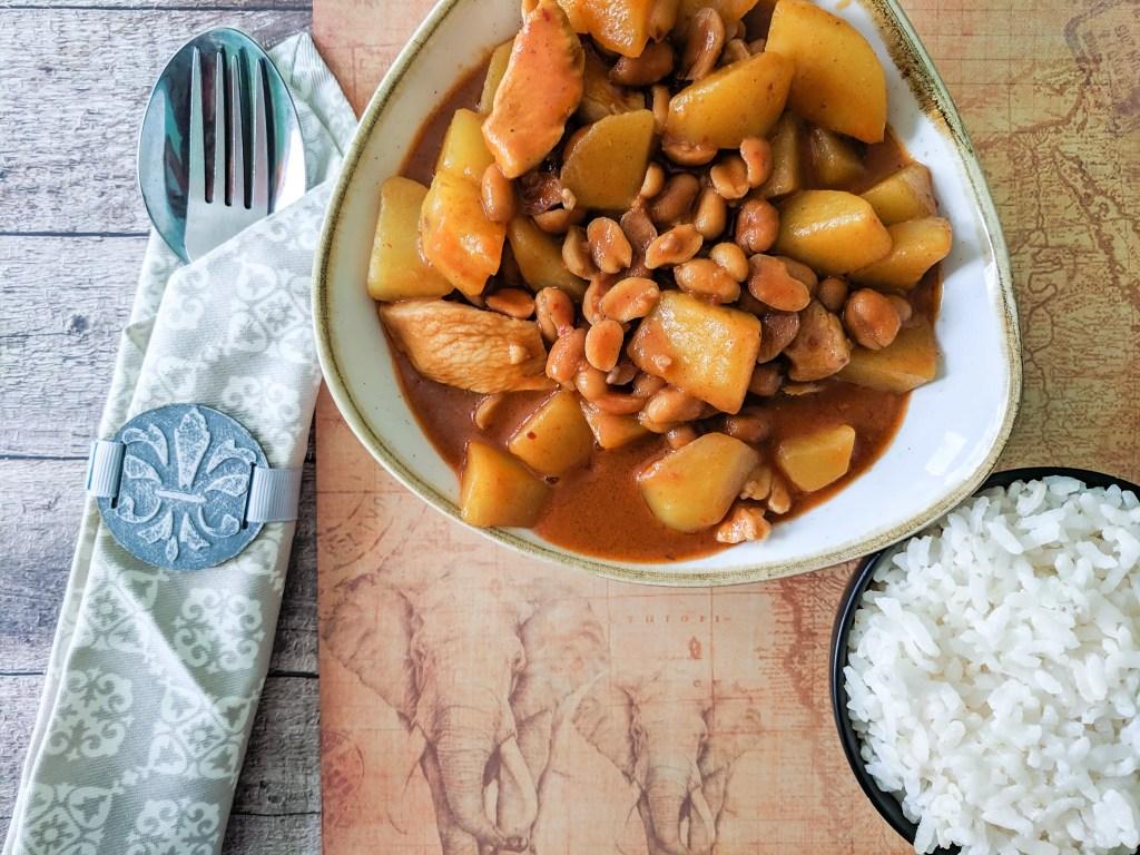 Massaman Thai Curry