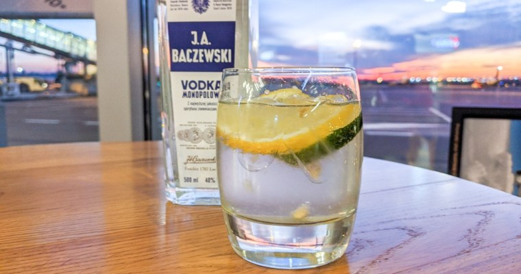 J.A. Baczewski Vodka Soda