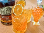 kumquat bourbon sour