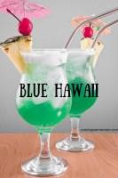 blue hawaii pin
