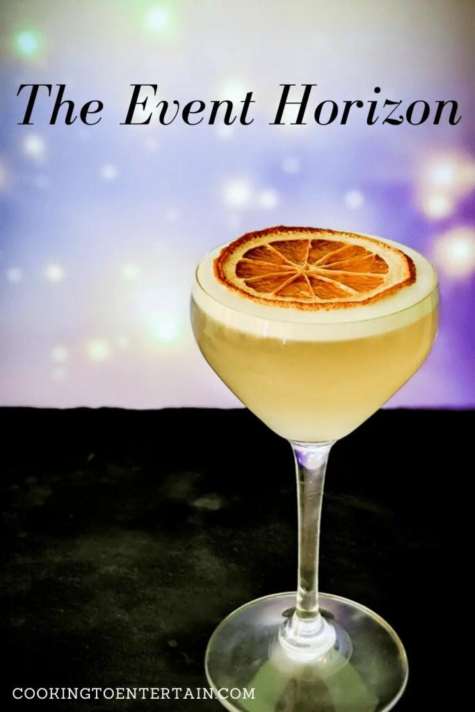 event horizon cocktail pin