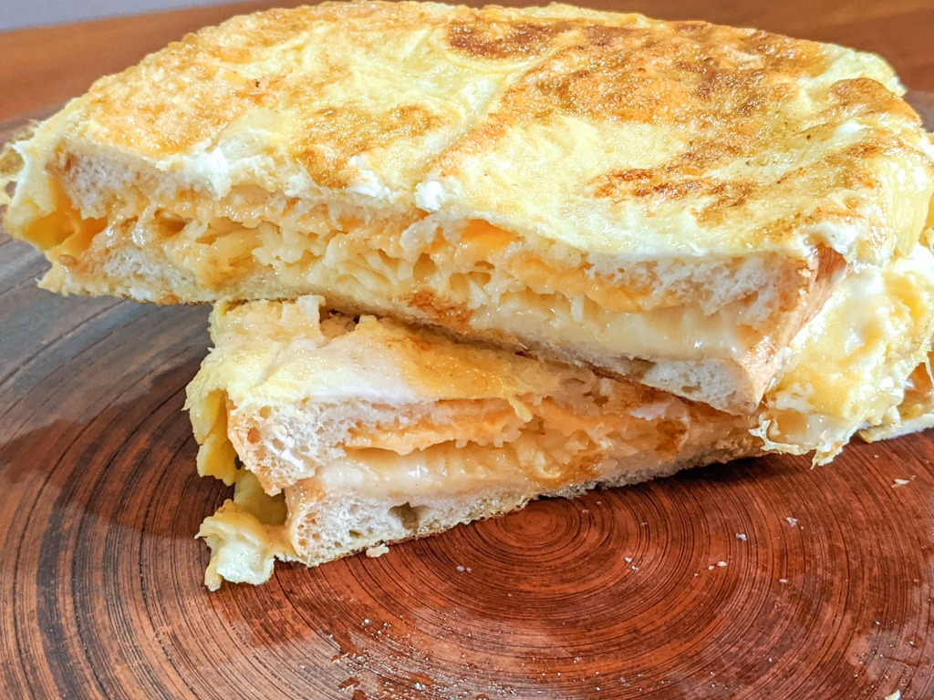 This image has an empty alt attribute; its file name is Indian-Bread-Omelet.jpg