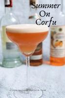 summer on corfu tiki cocktail