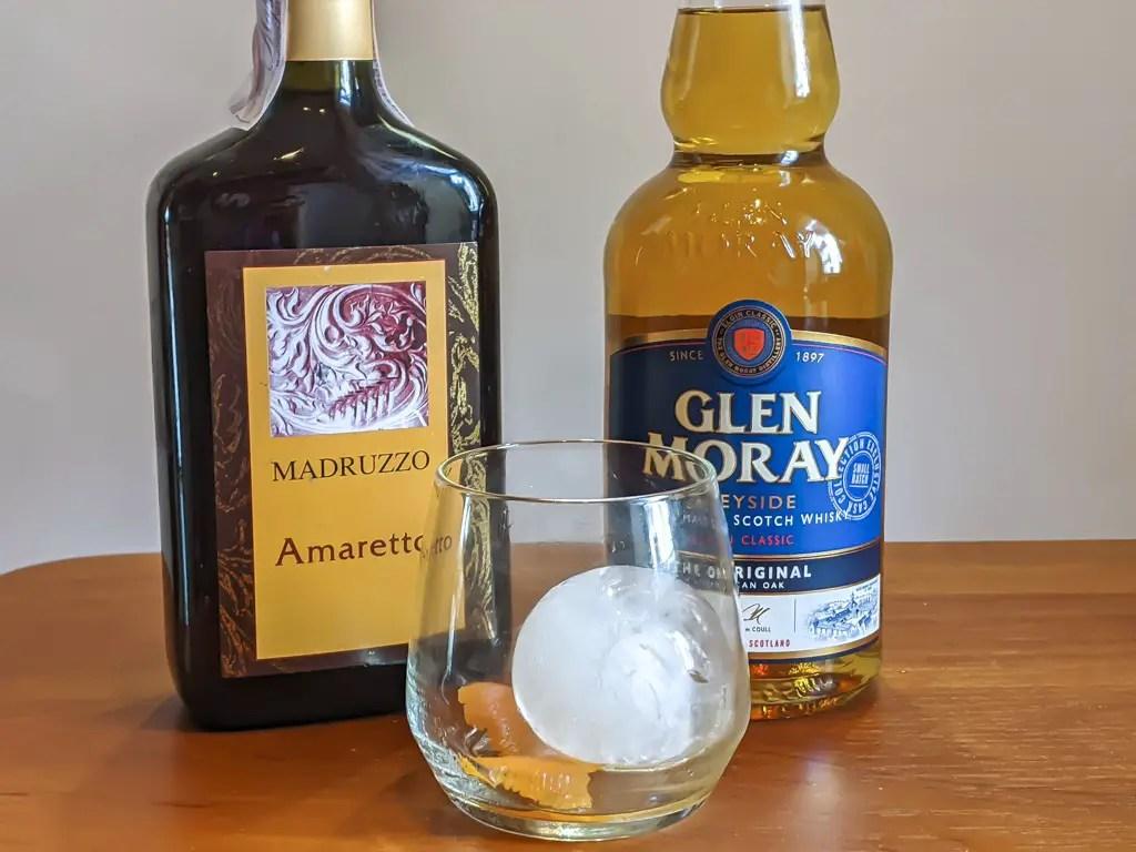 godfather cocktail ingredients