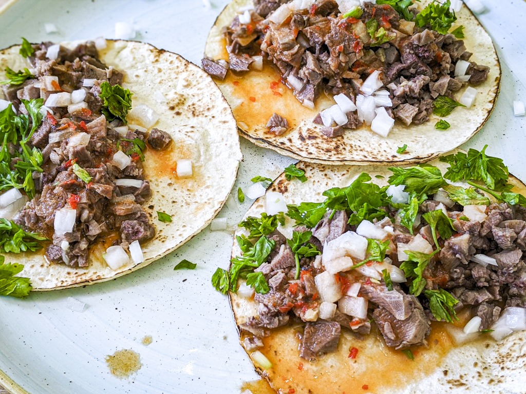 tacos de lengua mexican tongue tacos