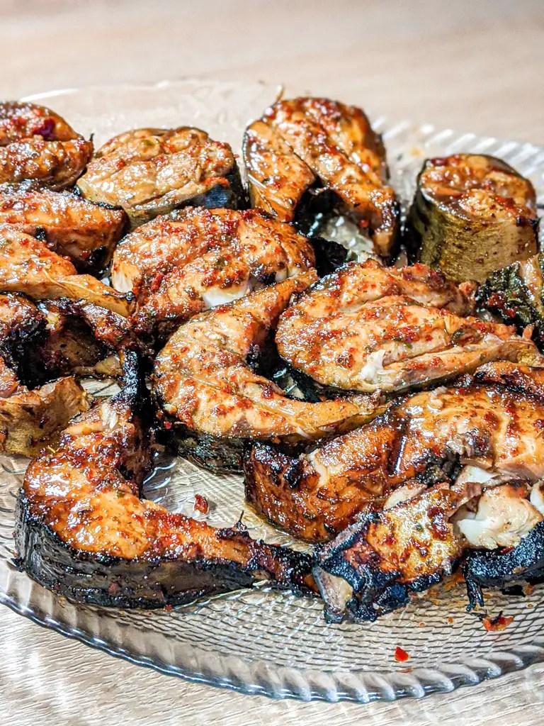 BBQ Chili Mackerel