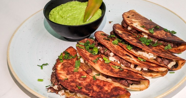 Make Quesabirria Tacos At Home