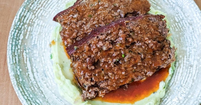 Classic American Meatloaf