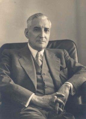 Oliveira Salazar the Portuguese dictator