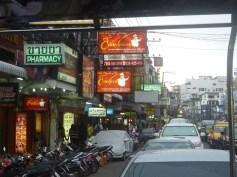 Streets of Pattaya 1 - cookingtrips.wordpress.com