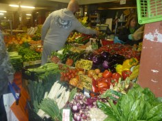 Fresh Quality Veggies in Ventimiglia Italy