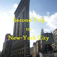 Second Trip to New-York City. A Street by Street very well Planned Itinerary and the Celebration of New Year's Eve.