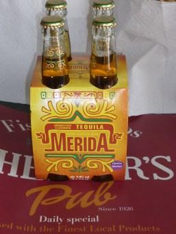Merida Beer con Tequila
