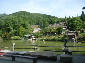 Hida Village, near Takayama