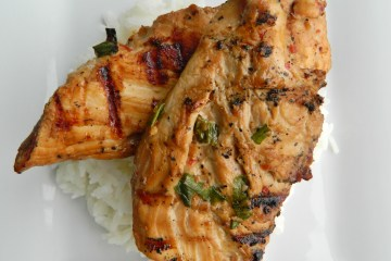 Asian Marinated Chicken