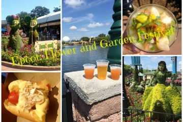 Epcot Flower And Garden Festival 2015