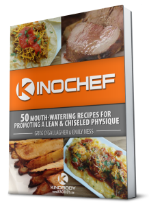 KinoChef, The Kinobody Cookbook