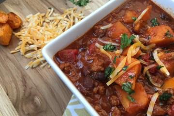 chipotle turkey chili