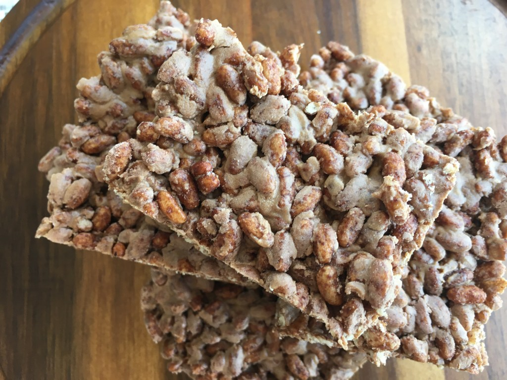 protein rice Krispy treats