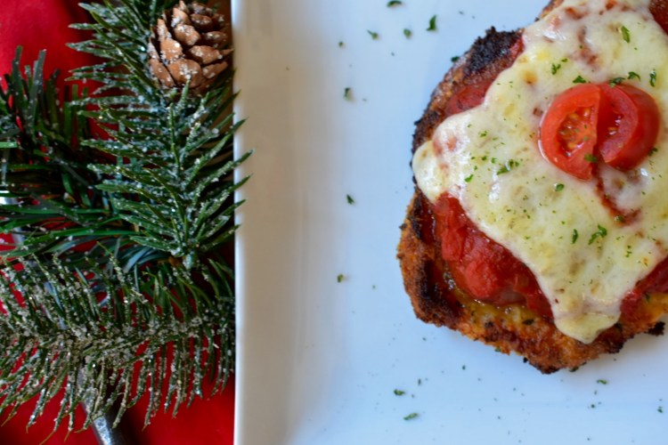 Baked Chicken Parmesan - Cooking Up Happiness
