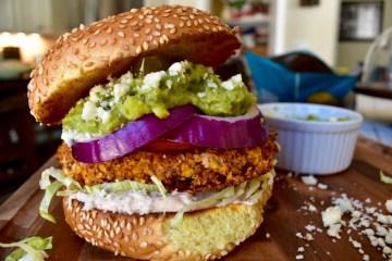 Nacho Chicken Sandwich