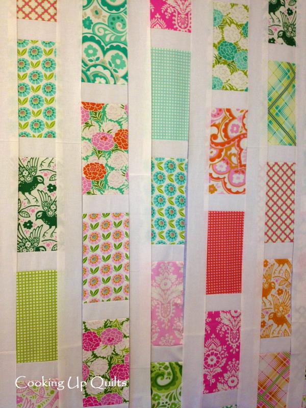 Walk Through the Garden quilt