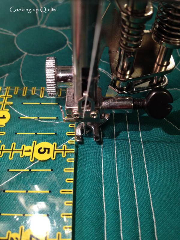 Ruler Work Domestic Sewing Machine