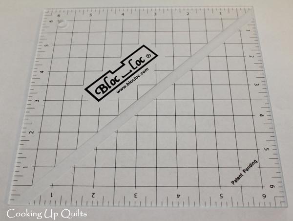 Bloc-Loc Ruler HST