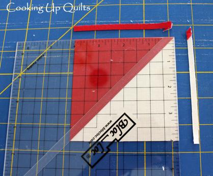 Bloc-Loc Ruler Trimming HST