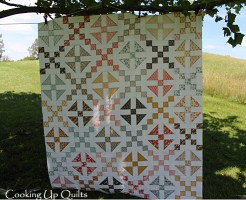 Checkered Past – Finished Flimsy