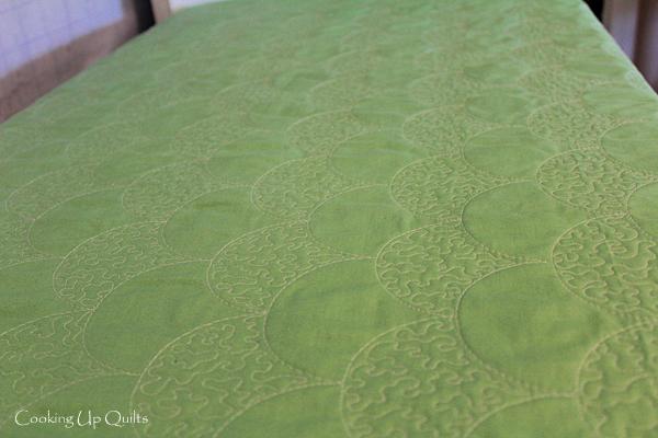 Clamshell FMQ Texture