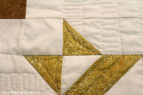Quilt Design Twirl Pattern