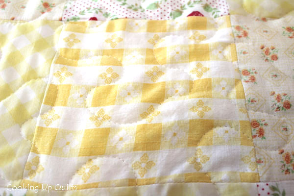 Tablecloth Quilt