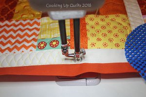 {Tip} Why I Attached My Binding Before I Quilted the Outside Borders