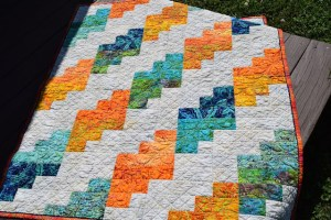 Photo by Dave of The Quilt Engineer