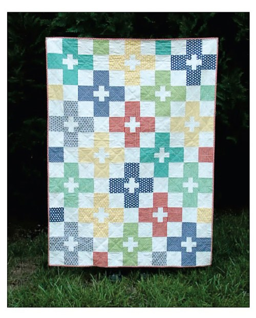 Check Plus Pattern by Cheryl Brickey of Meadow Mist Designs