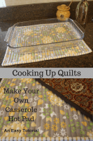 Pattern Parade Blog Hop: Large Casserole Hot Pad