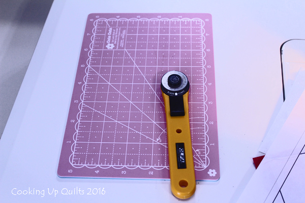 Mini Cutting Mat