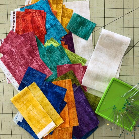 Brushline Andover Fabrics