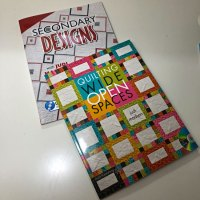 MCM #139 – New Books for My Quilting Library